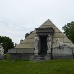 Photo of Green-Wood Cemetery