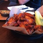 an order of 20 wings
