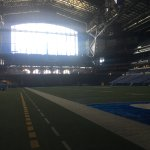 Lucas Oil Stadium Foto
