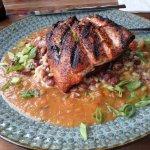 blackened salmon cajun style
