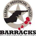 Alberta Provincial Police Barracks