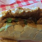 Catfish Poboy 10-08-16