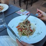 pasta deep bowl
