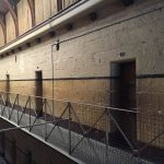 Doors of cells in the Old Melbourne Gaol