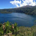 Foto de Laguna Cuicocha