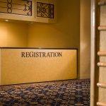 Conference Registration Desk