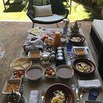 My Moroccan breakfast