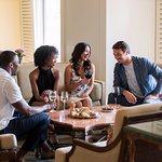 The Club Lounge at The Ritz-Carlton Orlando, Grande Lakes