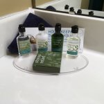 Great amenities in room