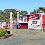 Seal Rock Hot Wraps