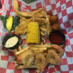 Amazing food and Great Service If you're looking for good Cajun seafood this is definitely the p
