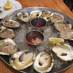 Salty Wolfe Oysters - 4 gone - 8 to go, superb