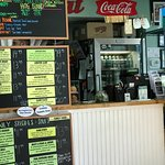 Nauset Grill Front Counter
