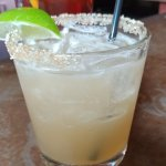 Nothing better than a hand-made margarita! All fresh ingredients!