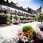 The Stafford London Courtyard