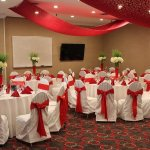 Annex Room Catered Setting