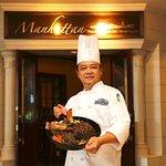 Executive Chef Leland Feng