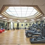 24-hour Fitness Center complimentary to use for all in-house guests.