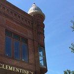 Clementine's magnificent building