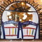The decoration of Neos Rigas music tavern in the Plaka traditional district of Athens.