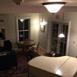 Main room, very cozy