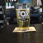 Foto de The Fox Brewpub