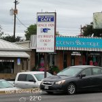Blue Bonnet Cafe