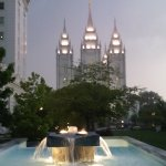 Photo de Temple Square
