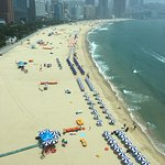 Busan Beach Area