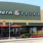 front of & outdoor dining for Panera Bread