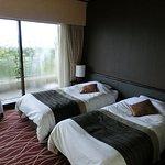 洋室2名~4名まで宿泊可能