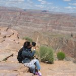 Capturing the Grand Canyon...