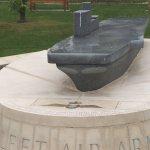 The Fleet Air Arm memorial