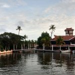 Entry to the Lake Palace Resort