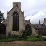 St Mary de Crypt Church Gloucester