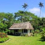 Vonu Bure house with beautiful garden
