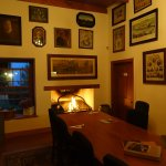 Lounge and Lobby @DeBergkantLodge in Winter Time
