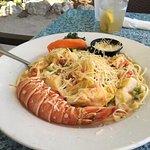Lobster special salad