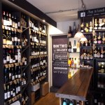 Great selection of wines and spirits