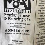 Foto de Moat Mountain Smokehouse