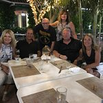 Great night, great people, great food, Our favorite Italian Restaurant in Aruba.  Can't wait to