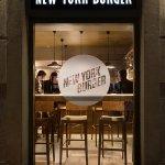 Fachada New York Burger Recoletos