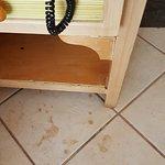 diry floor