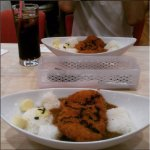 Cute Food, designs done it front of us (Katsu Curry)