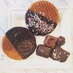 Stroopies & Chocolate