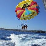 volar es divertido con Ski Pepe Watersports en ibiza