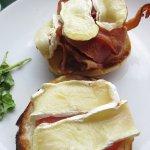 Bacon Brie Melt