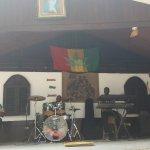 Photo of Bob Marley's Mausoleum