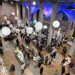 Röda Sten Konsthalls annual Christmas Market for Art and Design, 2016. Photo Linnea Thorén
