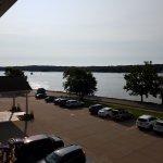 Photo de Holiday Inn Express Le Claire Riverfront - Davenport